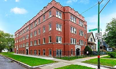 Building, 8001 S Muskegon Ave, 1