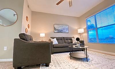 Living Room, 7014 Trysail Cir, 1