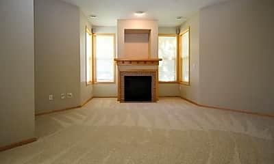 Living Room, 1621 Woodlynn Ave 4, 1
