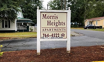 Morris Heights Apartments, 1