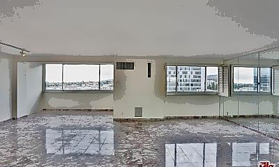 Living Room, 969 Hilgard Ave 911, 1