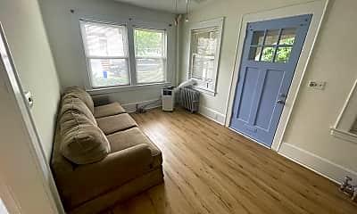 Living Room, 1004 A St WINTER, 1