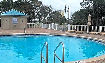 Pool, Laketown Wharf, 2