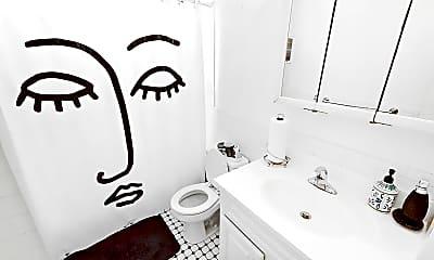 Bathroom, 76 Quint Avenue, Unit 1, 2