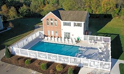Pool, Wildwood Apartments, 1