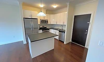 Kitchen, 2001 Hudson Terrace 401, 1