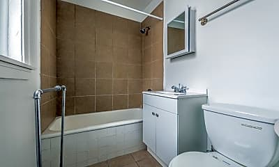 Bathroom, 6238 S Western Ave, 2