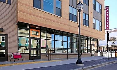 Building, Artspace Lofts, 0