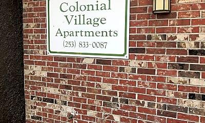 Colonial Village Apartments, 1
