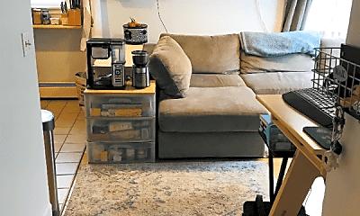 Living Room, 14 Abbott St, 1