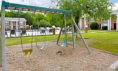 Playground, Oakwood Apartments, 1