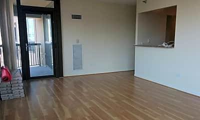 Living Room, 400 N LaSalle Dr APT 2908, 2