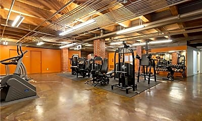 Fitness Weight Room, 310 Delaware St, 2