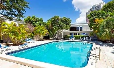 Pool, 210 Seaview Dr 607, 2