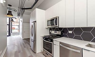 Kitchen, 2450 W Chicago Ave - 1F, 0