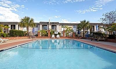 Pool, Biloxi Shores, 0