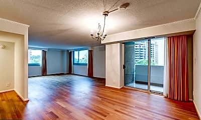 Living Room, 4601 N Park Ave 419, 0