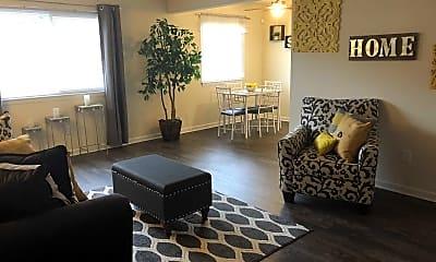 Living Room, Sherwood Forest, 1