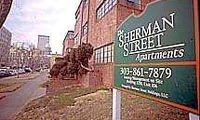 Sherman Street Apartment Homes, 1
