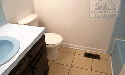 Bathroom, 2525 Military Rd, 2