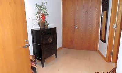 Bedroom, 1330 Ala Moana Blvd, 1