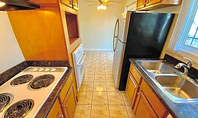 Kitchen, 115 Cypress St, 1