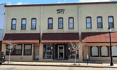 Building, 309 Plum St, 1