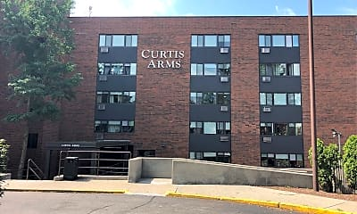 Curtis Arms Apartments, 1