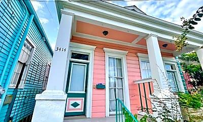 Building, 3414 St Claude Ave, 0