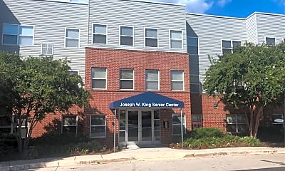 Joseph W King Senior Center, 0