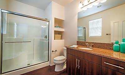 Bathroom, Vines at Riverpark Townhomes, 2