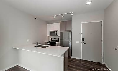 Kitchen, 1141 S Wabash Ave, 1