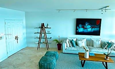 Living Room, 1643 Brickell Ave 1005, 0
