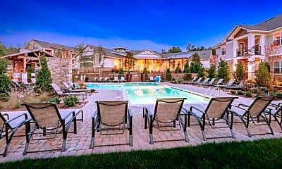 Pool, Highland Park at Northlake, 1