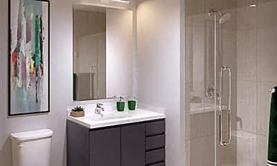 Bathroom, The Abbot, 2