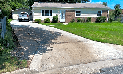 Building, 537 Pagewood Dr, 0