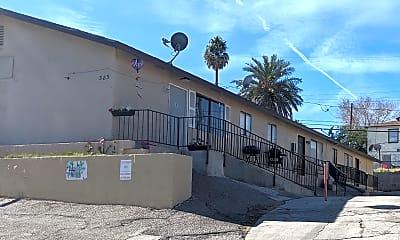 Building, 383 N 15th St, 2
