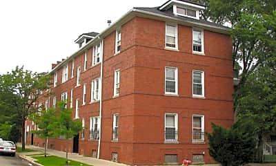 Building, 6207 N Ravenswood Ave, 0