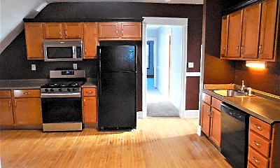 Kitchen, 6326 W Cuyler Ave, 1
