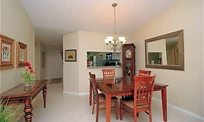 Dining Room, 7754 Emerald Cir T-202, 1