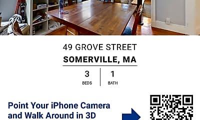 Living Room, 39 Grove St, 1