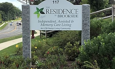 THE RESIDENCES AT BROOKSIDE, 1