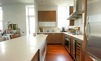 Kitchen, 166 Montague St 4-C, 1