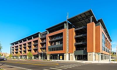 Building, 14 Hudson Avenue, 0