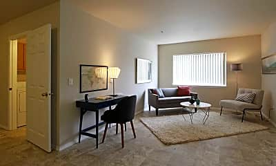 Living Room, Legacy Oaks, 0