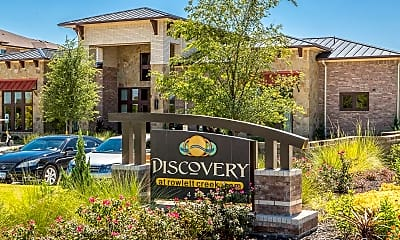 Community Signage, Discovery At Rowlett Creek, 0