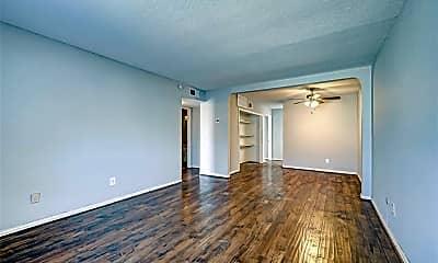 Living Room, 5625 Antoine Dr 1210, 0