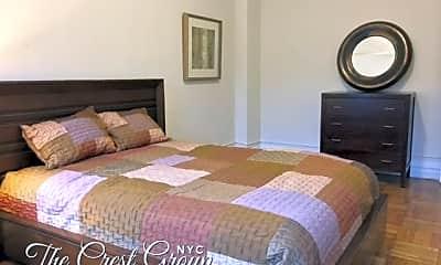 Bedroom, 250 W 85th St, 2