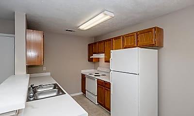 Kitchen, Grand at Pearl, 0
