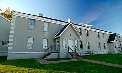 Building, Salem Manor, 1
